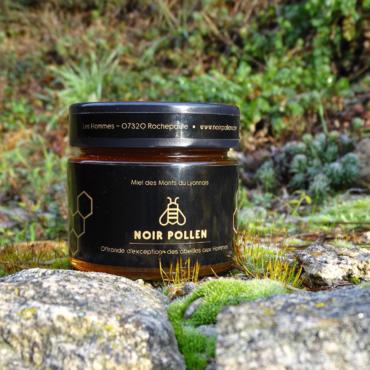 Noir Pollen - Pot de miel